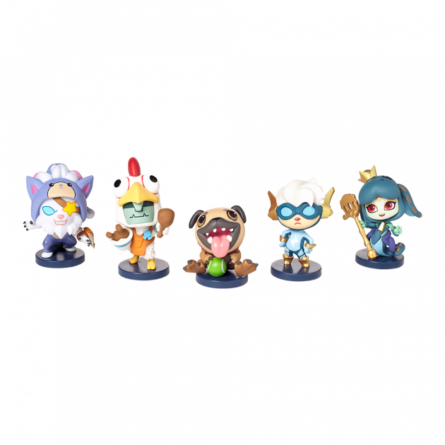 Figurka League of Legends - April Fools Set