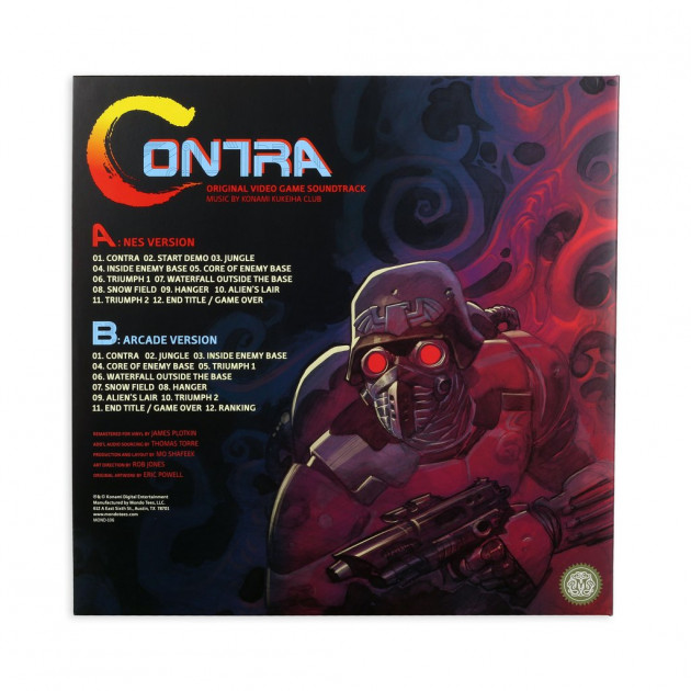 contra ost