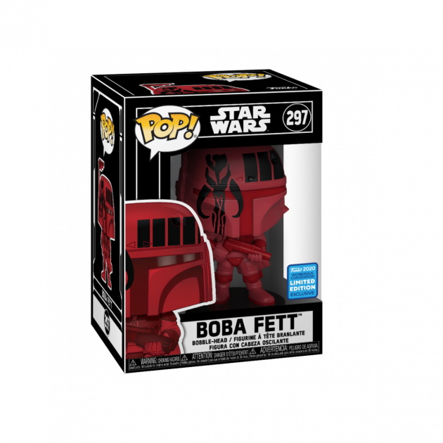 Figurka Star Wars - WonderCon Boba Fett  (Funko POP! Star Wars)
