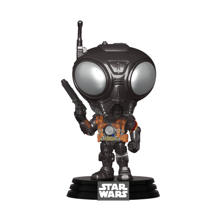 Figurka Star Wars Mandalorian - Q9-Zero (Funko POP! Star Wars 349)