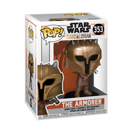 Figurka Star Wars Mandalorian - The Armorer (Funko POP! Star Wars 353)