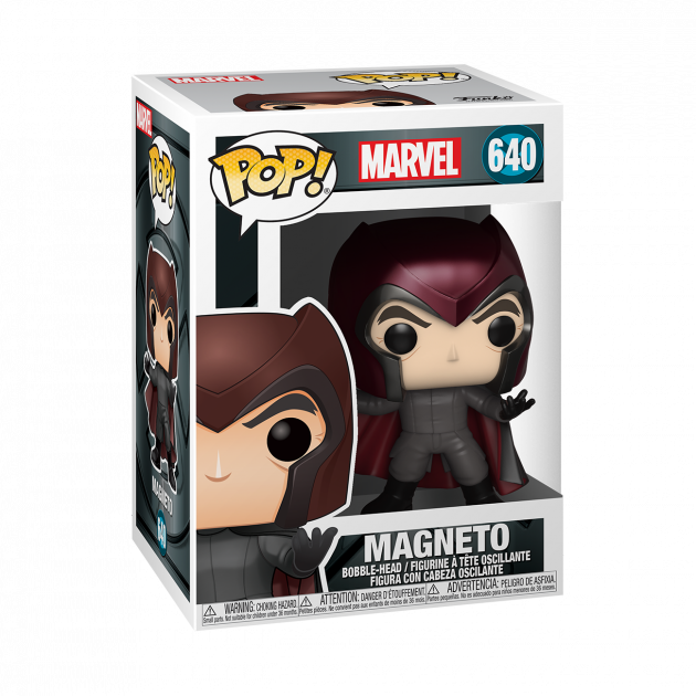 Figurka X-Men 20th Anniversary - Magneto (Funko POP! Marvel 640)