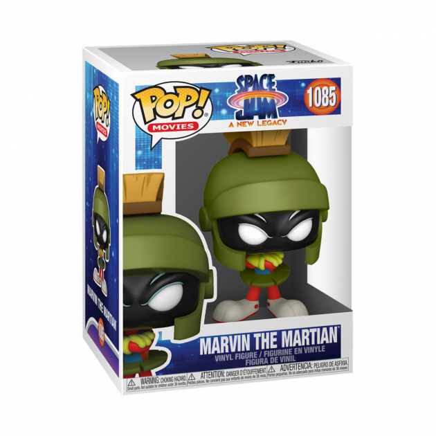 Figurka Space Jam: A New Legacy - Marvin the Martian (Funko POP! Movies 1085)