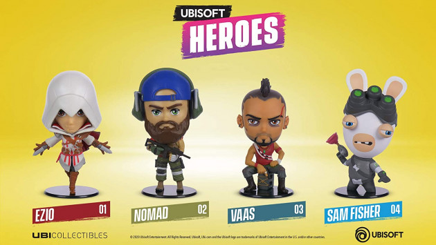 Heroes collection Nomad
