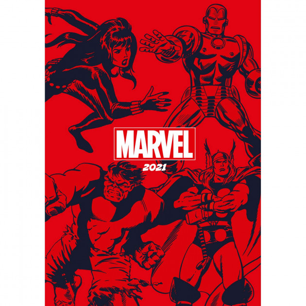 Danilo Calendar - Marvel Comics Gift Box