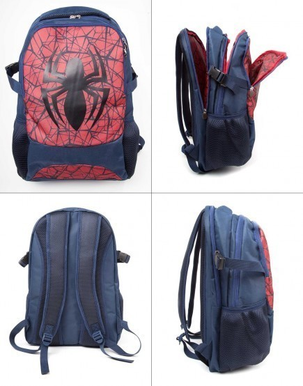 Batoh Spider-Man - Ultimate Spiderman Logo