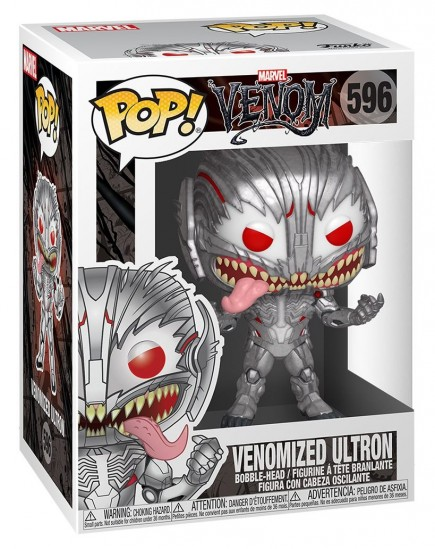 Figurka Marvel - Venom Ultron (Funko POP! Marvel 596)