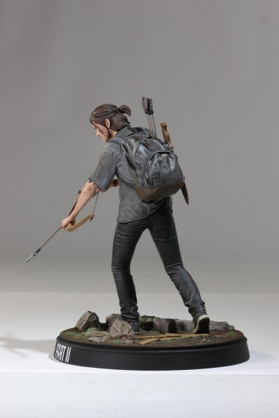 Last Of Us Part II: Ellie with Bow Figure
