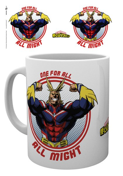 Hrnek My Hero Academia - All Might