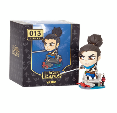 Figurka League of Legends - Yasuo