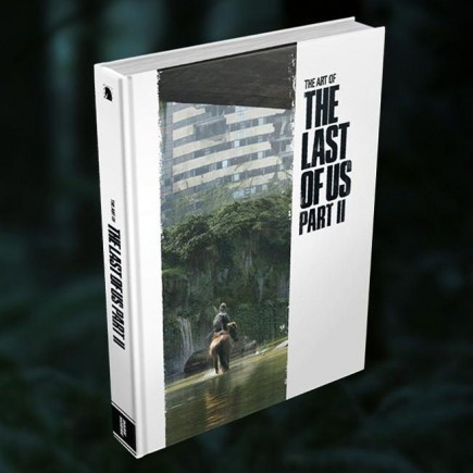 Kniha The Art of Last of Us Part II