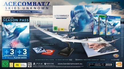 Ace Combat 7: Skies Unknown - Collectors Edition
