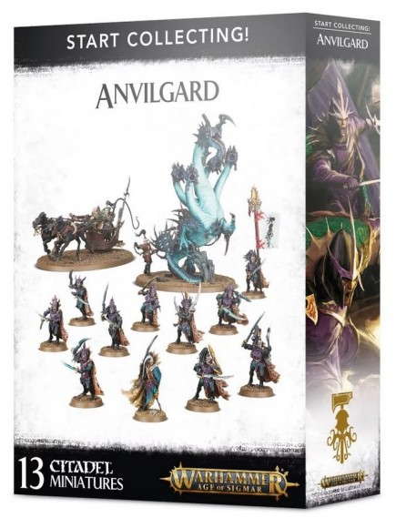 W-AOS: Start Collecting Anvilguard