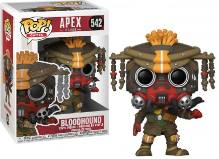 Figurka Apex Legends - Bloodhound (Funko POP! Games 542)