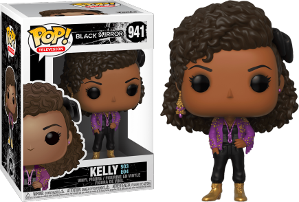 Figurka Black Mirror - Kelly (Funko POP! Television 941)