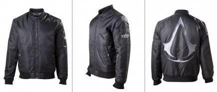Bunda Assassins Creed - Bomber Jacket (velikost S)