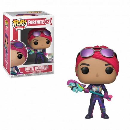 Figúrka Fortnite - Brite Bomber (Funko POP!)