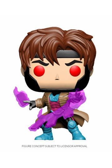 Figurka Marvel - Gambit with Cards (Funko POP! Marvel)