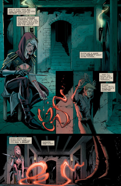 Komiks Dragon Age - The First Five Graphic Novels