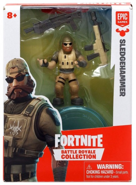Figurka Fortnite Battle Royale Collection (Sledgehammer)