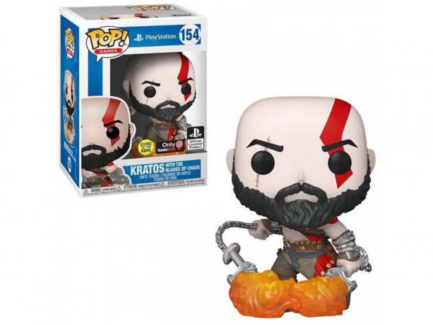 Figurka God of War - Kratos with the Blades of Chaos Special Edition (Funko POP! Games 154)