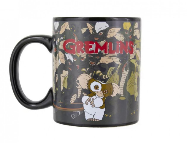 GREMLINS - Heat Change Mug 300ml