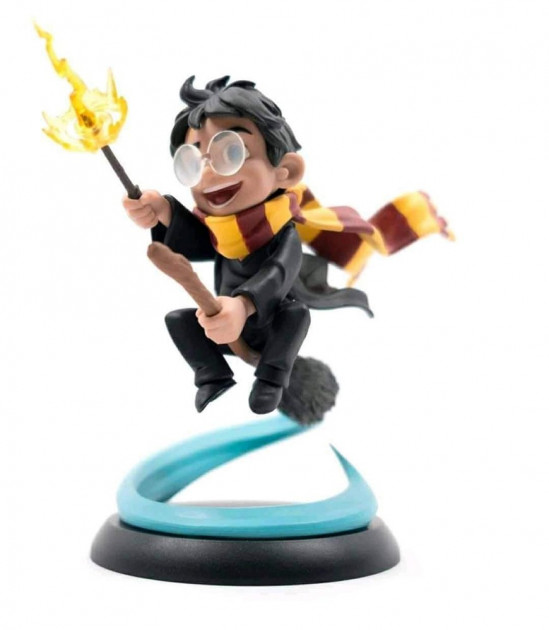 Figurka Harry Potter - First Flight (Q-Fig)