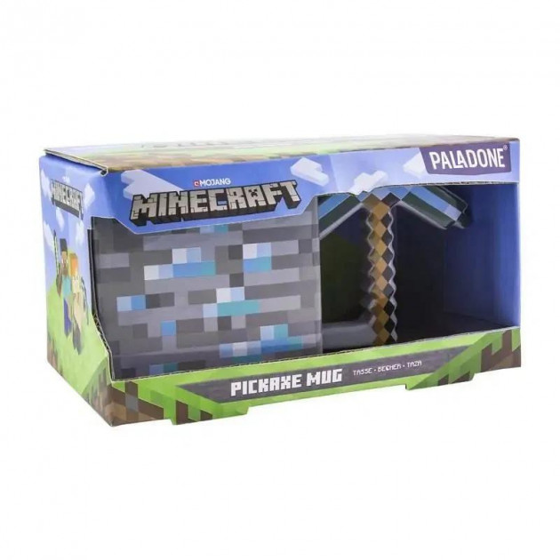 Hrnek Minecraft - Pickaxe