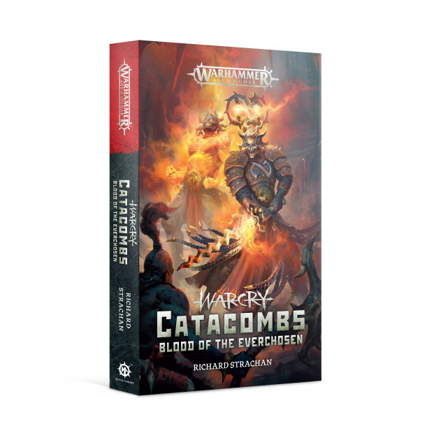 Kniha Warhammer: Age of Sigmar - Warcry Catacombs: Blood of the Everchosen