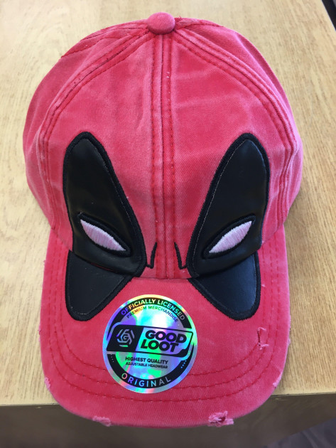 Kšiltovka Deadpool - Baseball Hat