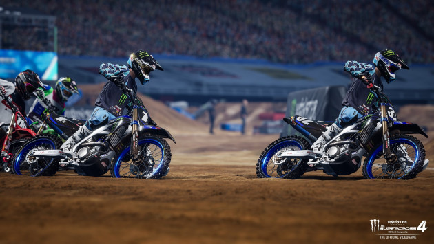 Monster Energy Supercross 4 - the official videogame