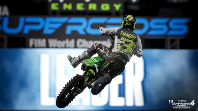Monster Energy Supercross 4 (XSX)