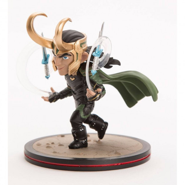 Figurka Marvel - Loki (Q-Fig)