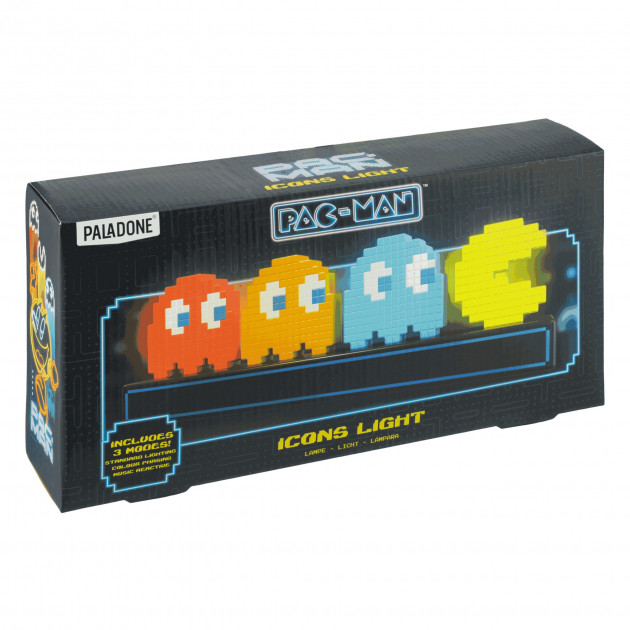 Lampička Pac-Man - Icons Light