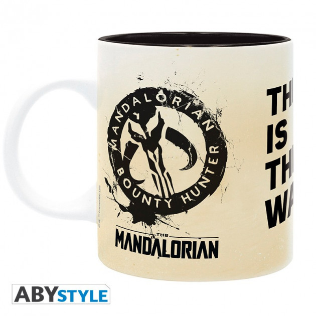 THE MANDALORIAN - Mug - 320 ml - Mando - subli x2