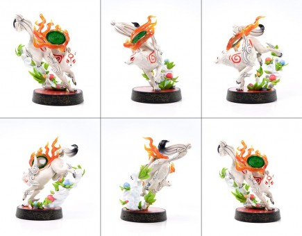 Figurka Okami - Amaterasu (First 4 Figures)