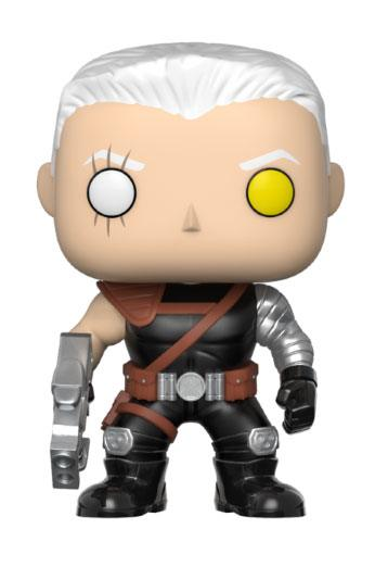 Figurka Deadpool - Cable (Funko POP! Marvel 314)