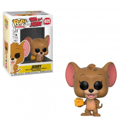 Figurka Tom & Jerry - Jerry (Funko POP!)