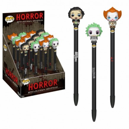 Horror POP! Pens with Toppers