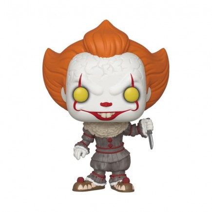 Figurka IT 2 - Pennywise with Blade (Funko POP!)