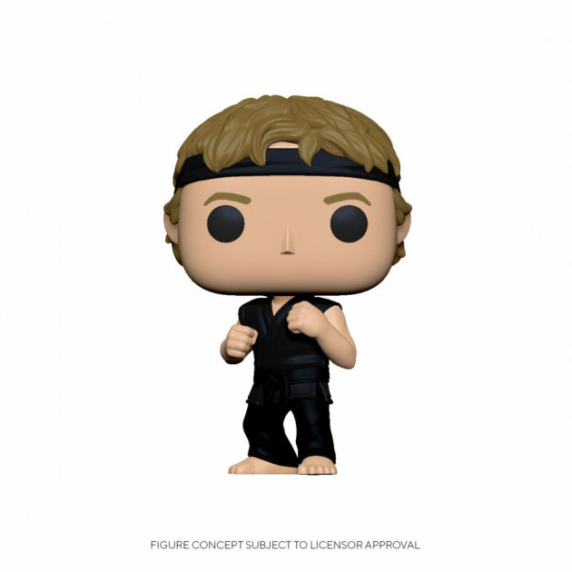 Figurka Cobra Kai - Johnny Lawrence (Funko POP! Television)