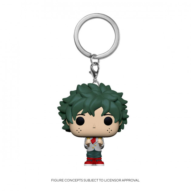 Klíčenka My Hero Academia - School Uniform Deku (Funko POP! Animation)