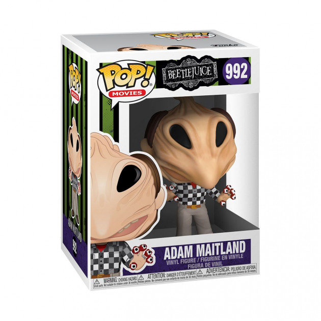 Figurka Beetlejuice - Adam Transformed (Funko POP! Movies 992)