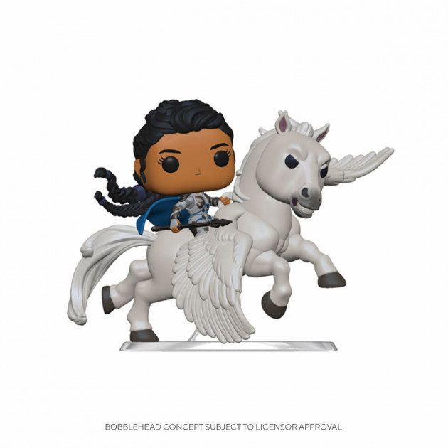 Figurka Marvel - Valkyrie on Horse (Funko POP! Deluxe Marvel)