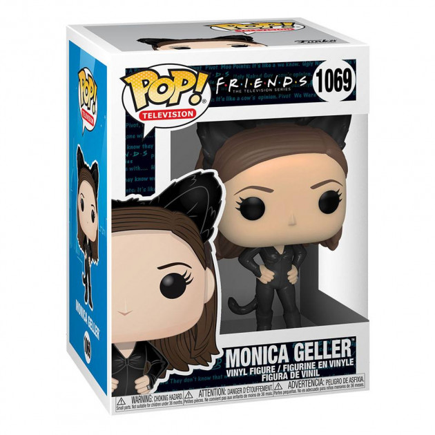 Figurka Friends - Monica as Catwoman (Funko POP! Television 1069)