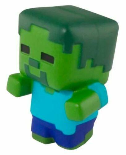 Minecraft Squishme Anti-Stress Figures 6 cm Series 1 Display (24)