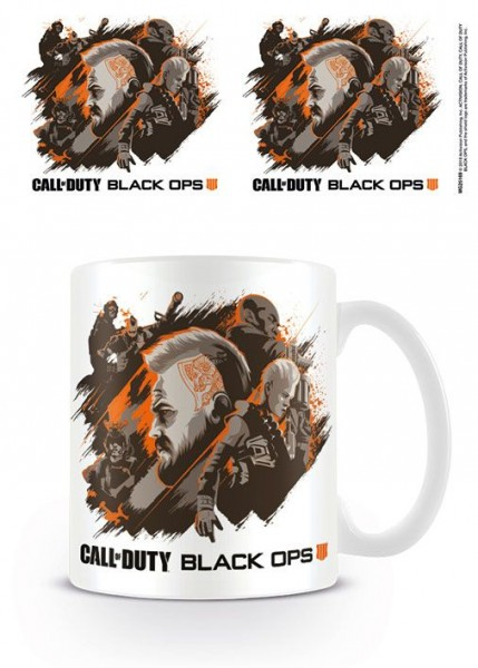 Hrnek Call of Duty: Black Ops 4 - Group