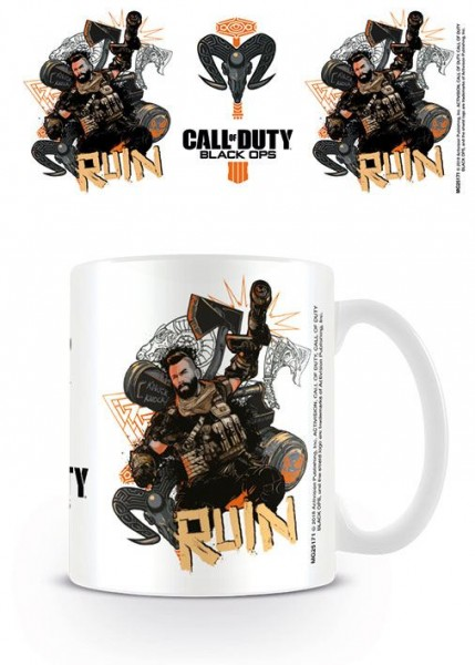 Hrnek Call of Duty: Black Ops 4 - Ruin