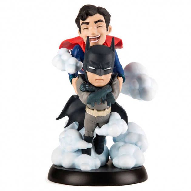 Figurka DC Comics - World's Finest Superman a Batman (Q-Fig MAX)