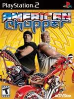 Hra pre Playstation 2 American Chopper